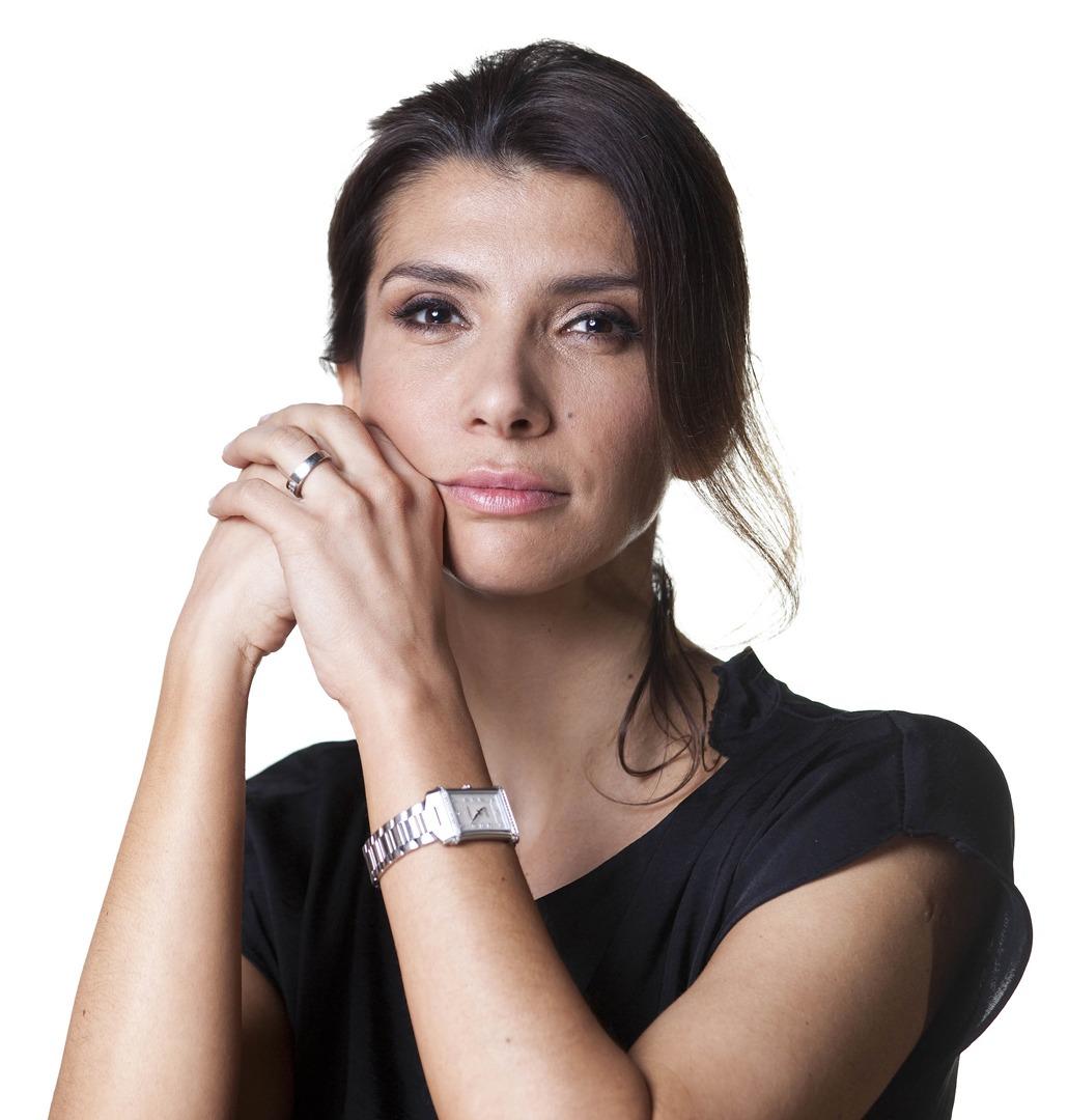 Meet Alejandra Mustakis